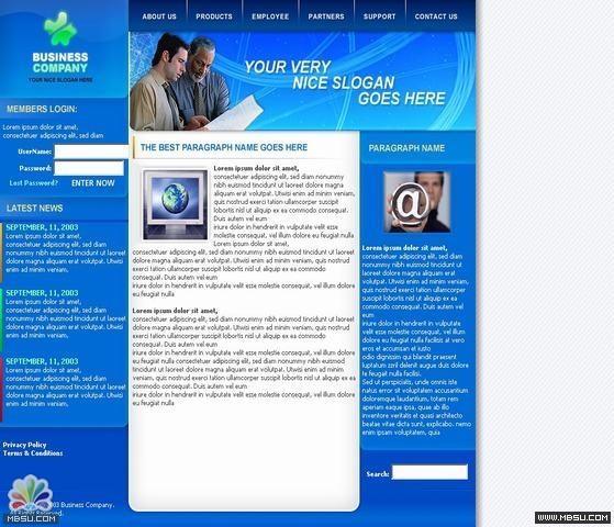 Designload 商业模板 图片模板下载