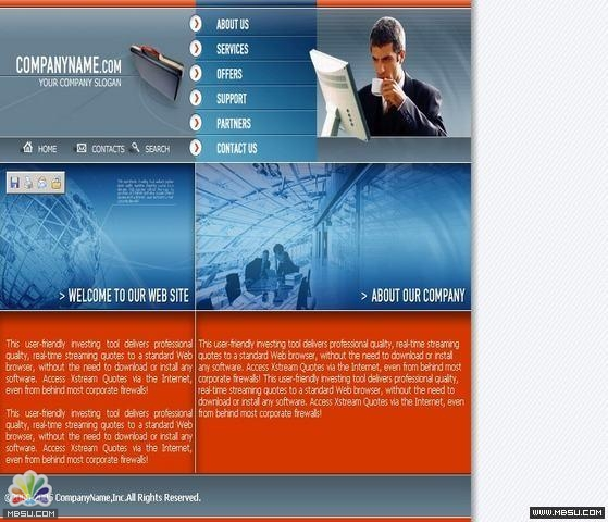 Designload 公司模板 图片模板下载